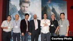 Đại sứ quán Hoa Kỳ tại Hà Nội, Hiệp hội Điện ảnh MPA và Công ty CGV Cinemas Vietnam tổ chức buổi chiếu phim nhằm góp phần bảo vệ Quyền Sở hữu Trí tuệ. (Ảnh: US Embassy)