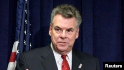 FILE - Congressman Peter King.