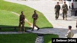 Forca të KFOR-it janë dislokuar për të mbrojtur manastirin