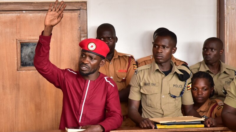 Bobi Wine libéré sous caution en Ouganda