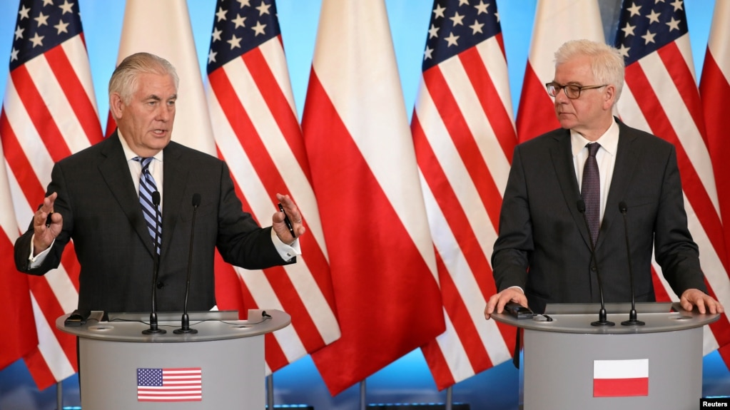 Sekretari Tillerson akuzon Rusinë për politikën e saj energjitike