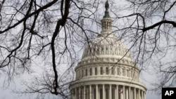 美國國會兩黨領袖就明年開支法案達成協議