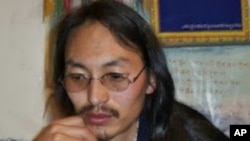 藏族知名作家崗吉志巴加