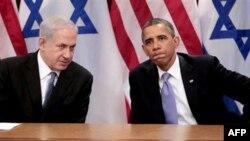 Obama Isroil va Falastin rahbarlari bilan muloqotda