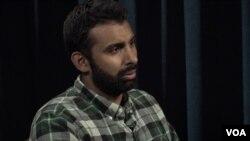 Filmmaker Adel Farooq.