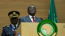 President Robert Mugabe Of Zimbabwe Addresses 26th AU Summit - Full Speech