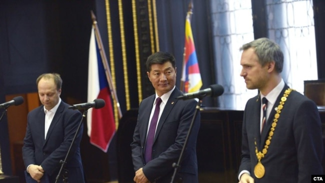 洛桑森格:西藏也有拘留营