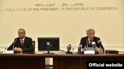 O'zbekiston Markaziy saylov komissiyasi qoshidagi matbuot markazi