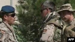 Alman Askerleri Afganistan'dan Çekiliyor