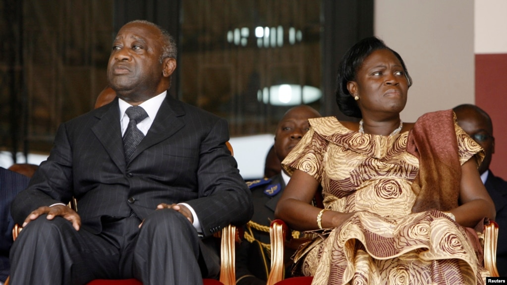 Image result for Ivory Coast's former first lady cleared of crimes against humanity