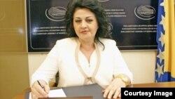 Milica Marković, poslanica u Predstavničkom domu Parlamenta BiH