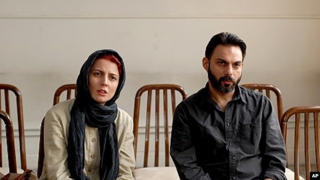 "Best foreign language film of the year nominee, ""A Separation"" (Sony Pictures Classics) A Dreamlab Films Production - Iran"