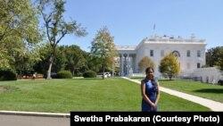 """Sveta Prabakaran, osnivač organizacije """"Svi pišite kodove"""""""