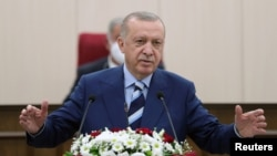 erdogan cyprus