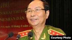 Thứ trưởng bộ Công an Phạm Quý Ngọ (Ảnh: Danlambao)