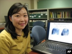 Graduate student Soweon Yoon helped design a precise algorithm which helps software systems identify altered prints.