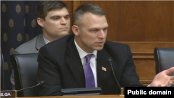 Rep. Scott Perry addresses House subcommittee hearing on Hong Kong, Dec. 2, 2014