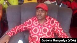 UMnu Nelson Chamisa ngomunye wabasekeli bakaMnu Morgan Tsvangirai.