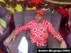 UMnu Nelson Chamisa ngomunye wabasekeli bakaMnu M.rgan Tsvangirai.