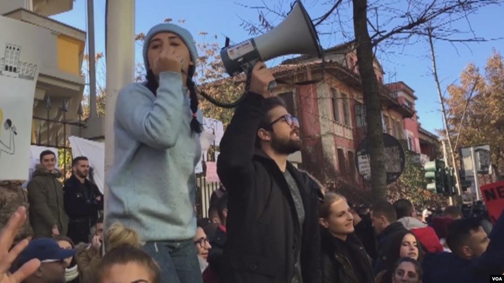 Shqipëri 2018, viti i protestave