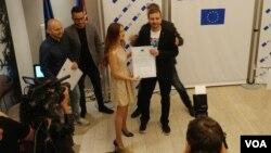 Nagrada EU za istraživačko novinarstvo novinarima KRIK-a za tekst o Zlatiboru Lončaru