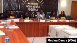 ABUJA: Taron kungiyar Amnesty International