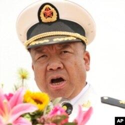 李少紅稱中國海軍有能力捍衛領土主權