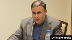 مظفر الوندی، دبیر مرجع ملی حقوق کودک در وزارت دادگستری