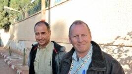 Dvojica Britanaca, bivši taoci oslobodjeni iz kompleska BP-a u Alžiru