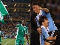 Nigeria - Argentine.