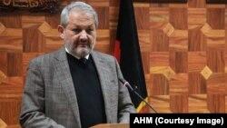 د افغانستان د عامې روغتیا وزیر ډاکټر فیروز الدین فیروز
