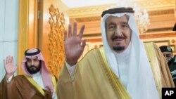 Le prince Mohammed bin Salman le 5 avril 2017.