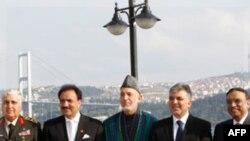 Các đại biểu dự hội nghị ở Thổ Nhĩ Kỳ