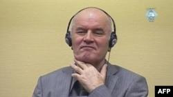 Ratko Mladiç bu gün məhkəmə qarşısına çıxıb