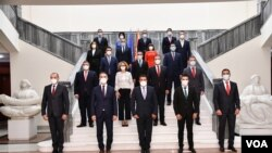 North Macedonia new government