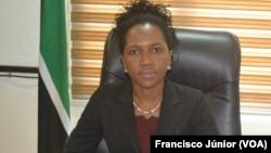 Stella Pinto Zeca, Governadora de Gaza