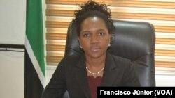 Há corrupção em Gaza, reconhece a governadora Stella da Graça Pinto Zeca