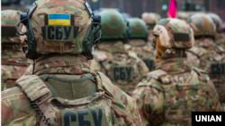 Служба безопасности Украины (СБУ) проводит крупномасштабные антитеррористические учения в Херсонской области