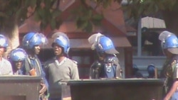 Report On Masvingo Protests Filed By Gandri Maramba