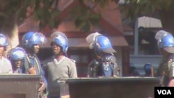 Report On Masvingo Protests Filed By Gandri Maramba