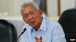 菲律賓外長亞賽說,裁決是'一個里程碑式的決定'