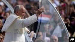 Se espera que el papa Francisco se dirija ante el Congreso estadounidense el próximo mes de septiembre y hablará de inmigración, desigualdad de ingresos, familia y medio ambiente.