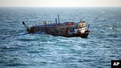 Το αμερικανικό ναυτικό διέσωσε έξι ιρανούς ναυτικούς