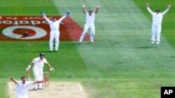 چوتھے ٹیسٹ میں انگلینڈ کی فتح