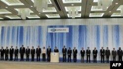 Lideri azijsko-pacifičkog regiona na kraju samita u Jokohami