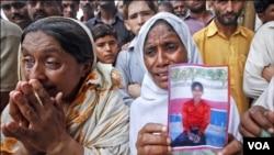 کراچی کی گارمنٹس فیکٹری میں ہولناک آتش زدگی