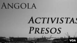 Angola Activistas Presos