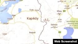 Kapıköy-Razi sərhəd məntəqəsi