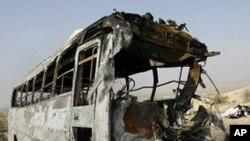 چین: بس حادثے میں 11 افراد ہلاک