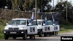 Lực lượng Gìn giữ Hòa bình Liên hiệp quốc ở Cao nguyên Golan